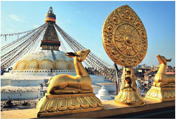 尼泊尔·加德满都