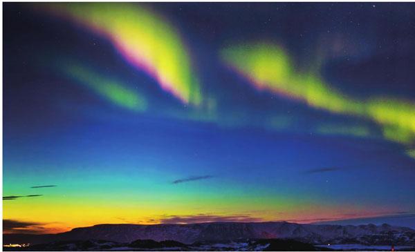 冰岛·黄金圈