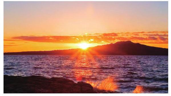 朗伊托托火山在当地土著毛利人心中有着崇高地位