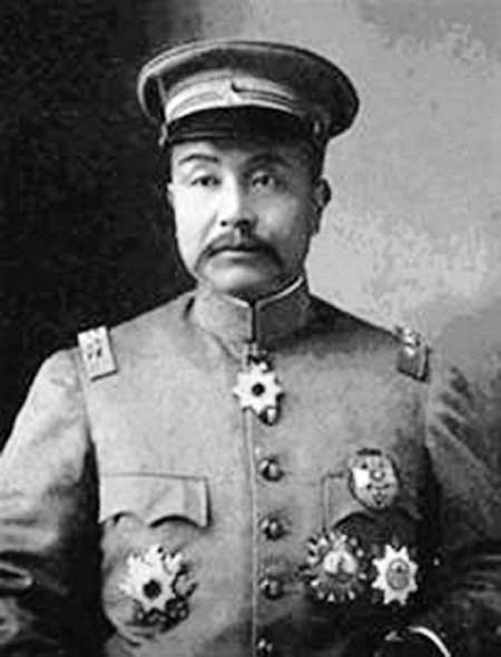 军阀冯德麟简介怎么死的 冯德麟和张作霖什么关系谁厉害