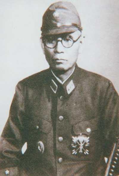 冈村宁次简历简介为什么被无罪释放 被聘为台湾军事教官受到庇护