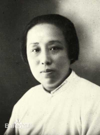 """中国同盟会的""""女管家"""""""