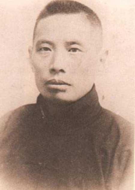 国民党居正是谁生平简介 居正辛亥革命武昌起义指挥者之一
