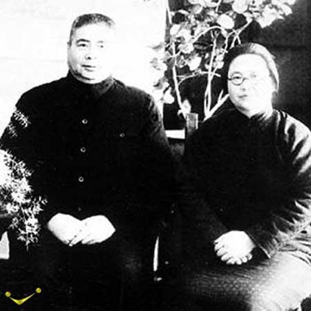 冯玉祥老婆李德全生平简介简历 中国第一位卫生部女部长