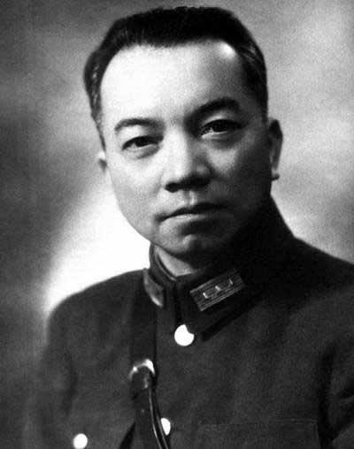 李济深生平简介简历怎么死的 李济深国民党革命委员会主要创始人之一