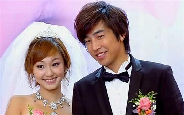 邹廷威和王思思的结婚照