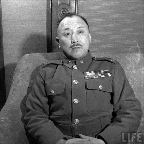 民国第五战区司令刘峙将军生平简介简历 刘峙真的是窝囊废吗