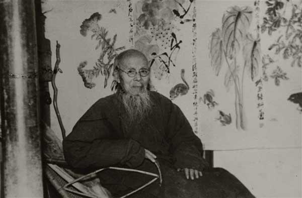 中国著名的现代画家齐白石生平简介 齐白石最著名的画是什么