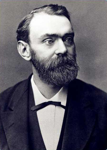 诺贝尔发明炸药的科学故事 伟大科学家诺贝尔的成长史
