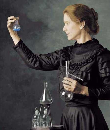 居里夫人的成长史故事 成就事业的人无论男女皆须吃苦