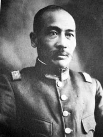 民国将军孙岳简历生平经历 孙岳曾担任直隶省长