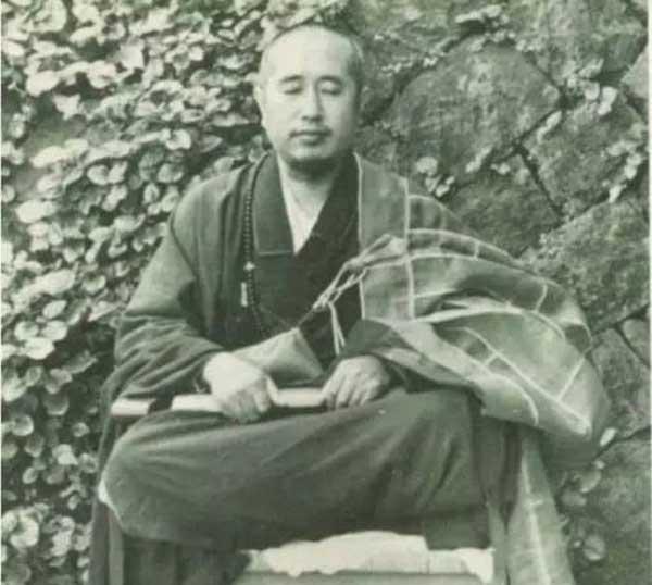 佛教高僧太虚大师生平简介 民国佛教教育第一人太虚大师短命