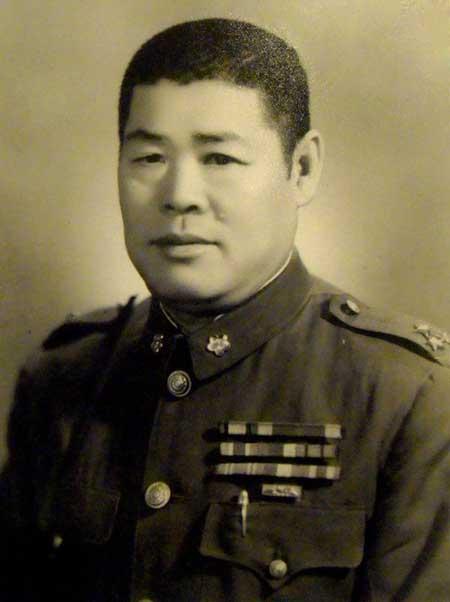 抗日名将孙连仲简介曾参加台儿庄战役 孙连仲晚年境遇