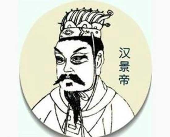 汉景帝刘启简介父亲是谁怎么死的 汉景帝和汉武帝什么关系
