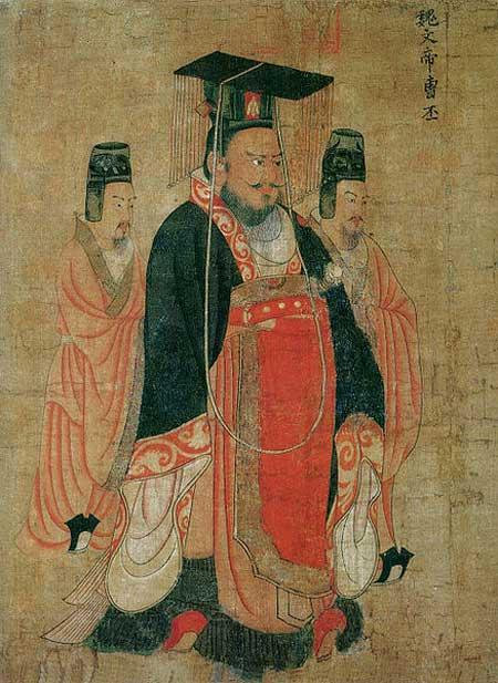 魏文帝曹丕简介怎么死的死后谁继位的 魏文帝之后是哪个皇帝