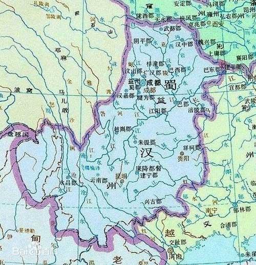 蜀国怎么灭亡的原因揭秘 三国时期最小的国家蜀国灭亡的原因揭秘