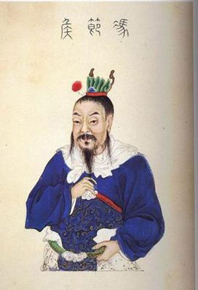 东汉名将冯异历史资料简介 东汉的建立离不开冯异功劳