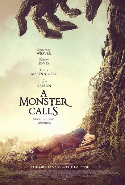 《当怪物来敲门》影评解析:一切顺其自然面对现实才能活的更好