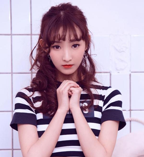 高颖浠北舞附中的吗 创造101朵高颖浠资料撞脸韩女星泰妍