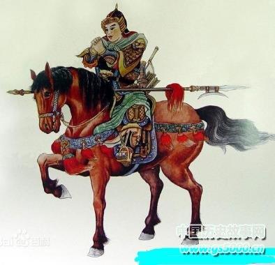 狄青占卜的民间故事