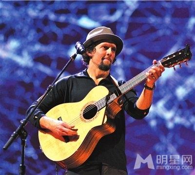 杰森·玛耶兹全球巡演来华 下周首登工体舞台