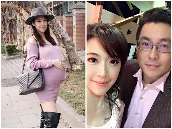 """台湾女星产后不到一个月 老公被曝""""不断有婚外情"""""""